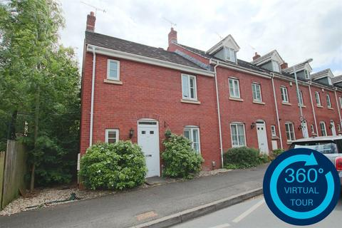 3 bedroom end of terrace house for sale - Kinnerton Way, Exeter