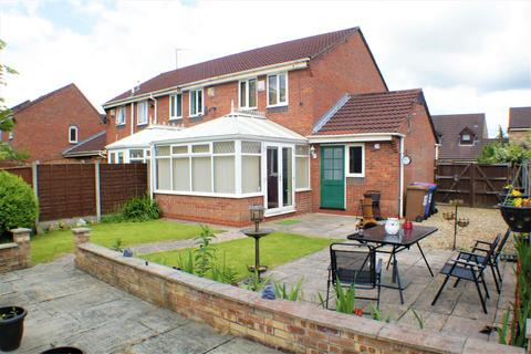 2 bedroom end of terrace house for sale - Montonfields Road, Monton