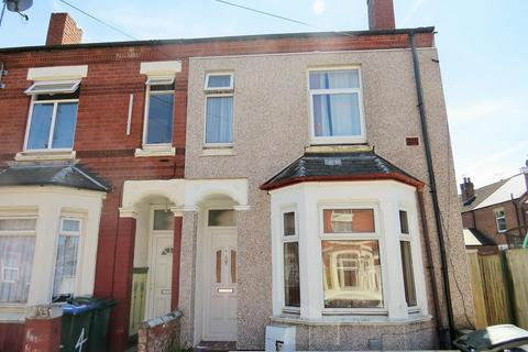 3 bedroom end of terrace house to rent - Lowther Street, Stoke, Coventry