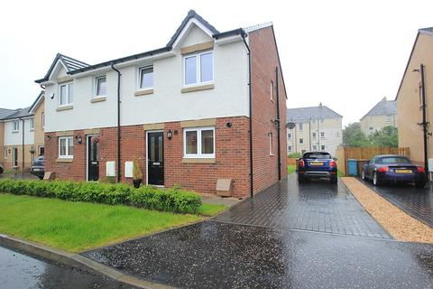 3 bedroom semi-detached house to rent - Lindores Drive, Stepps