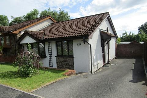 2 bedroom semi-detached bungalow for sale - Llys Dwrgi , Birchgrove, Swansea, City And County of Swansea.