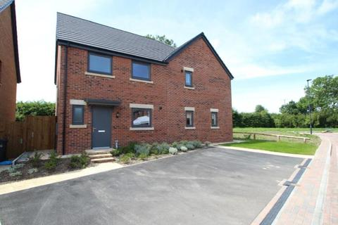 3 bedroom semi-detached house for sale - THE EVERLEIGH, CRICKETERS VIEW, KILLINGHALL, HG3 2DJ