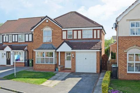 4 bedroom detached house for sale - Calder Avenue, Nether Poppleton