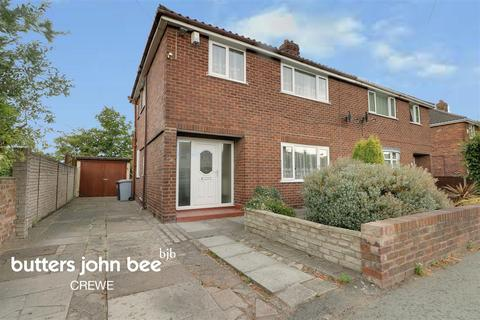 3 bedroom semi-detached house for sale - Remer Street Crewe