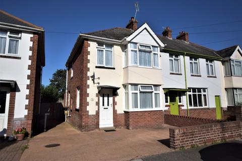 3 bedroom semi-detached house for sale - Coverdale Road, St.Thomas, EX2