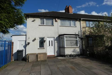 3 bedroom end of terrace house for sale - School Road, Yardley Wood, Birmingham