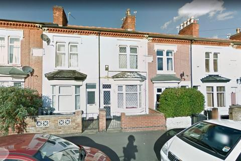 2 bedroom terraced house to rent - Shaftesbury Road, Leicester LE3 0QN