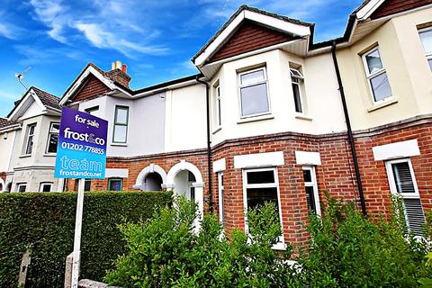 2 bedroom terraced house for sale - Croft Road, Parkstone, Poole, BH12