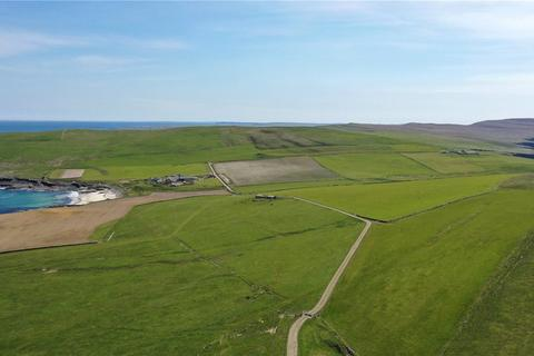 3 bedroom property with land for sale - Longhouse Farm & Land At Bisgeos, Westray, Orkney, KW17