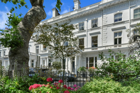 6 bedroom house for sale - Kensington Gate, London. W8