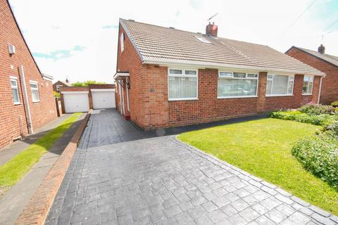 3 bedroom bungalow for sale - Warwick Drive, East Herrington