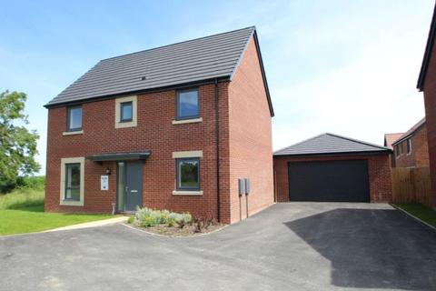 4 bedroom detached house for sale - PLOT 10, THE LANCASTER AT CRICKETERS VIEW,KILLINGHALL, HG3 2DJ