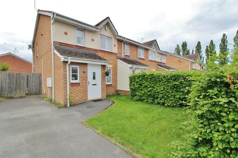 3 bedroom end of terrace house for sale - Pavilion Way, SHEFFIELD, South Yorkshire