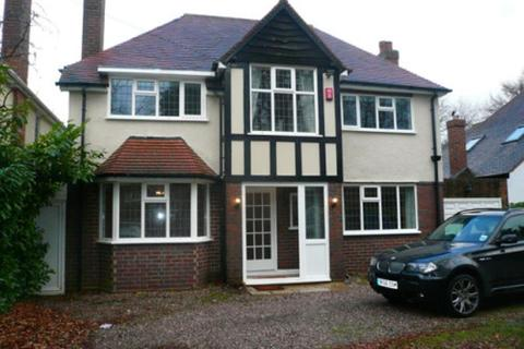 4 bedroom detached house to rent - Walsall Road, Four Oaks, Sutton Coldfield B74 4QB