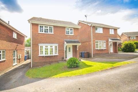 3 bedroom detached house for sale - INGHAM DRIVE, MICKLEOVER