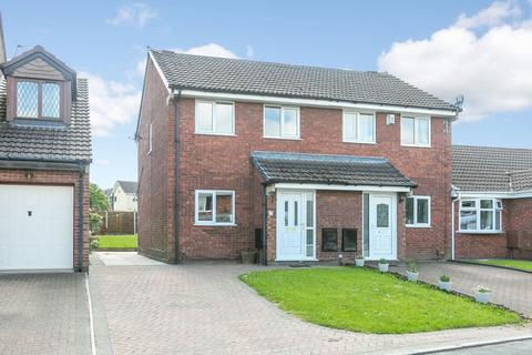 3 bedroom semi-detached house to rent - Bleaklow Close, Hawkley Hall, WN3 5PJ