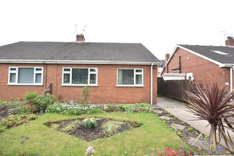 2 bedroom semi-detached bungalow to rent - Nesburn Road, High Barnes