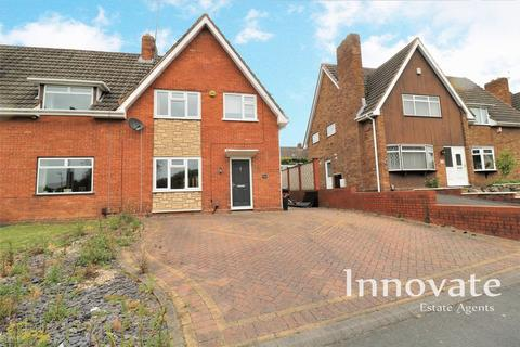 3 bedroom semi-detached house for sale - Russells Hall Road, Dudley