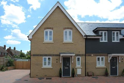 3 bedroom end of terrace house for sale - Brookmans View, Stock Village