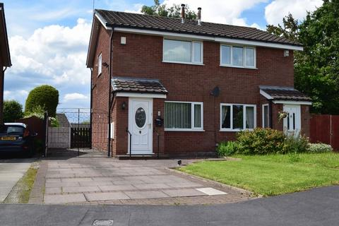 2 bedroom semi-detached house to rent - Wilsford Close, Golborne