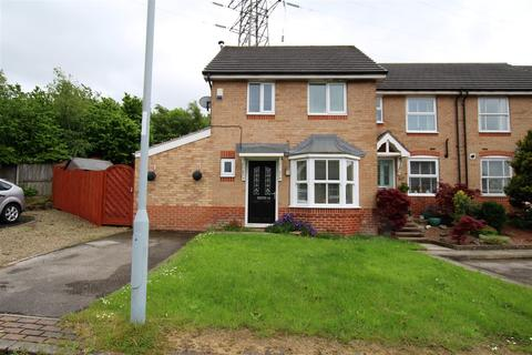 3 bedroom townhouse for sale - Tinkler Stile, Cote Farm, Thackley,