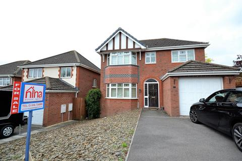 4 bedroom detached house for sale - Beidr Iorwg, Barry