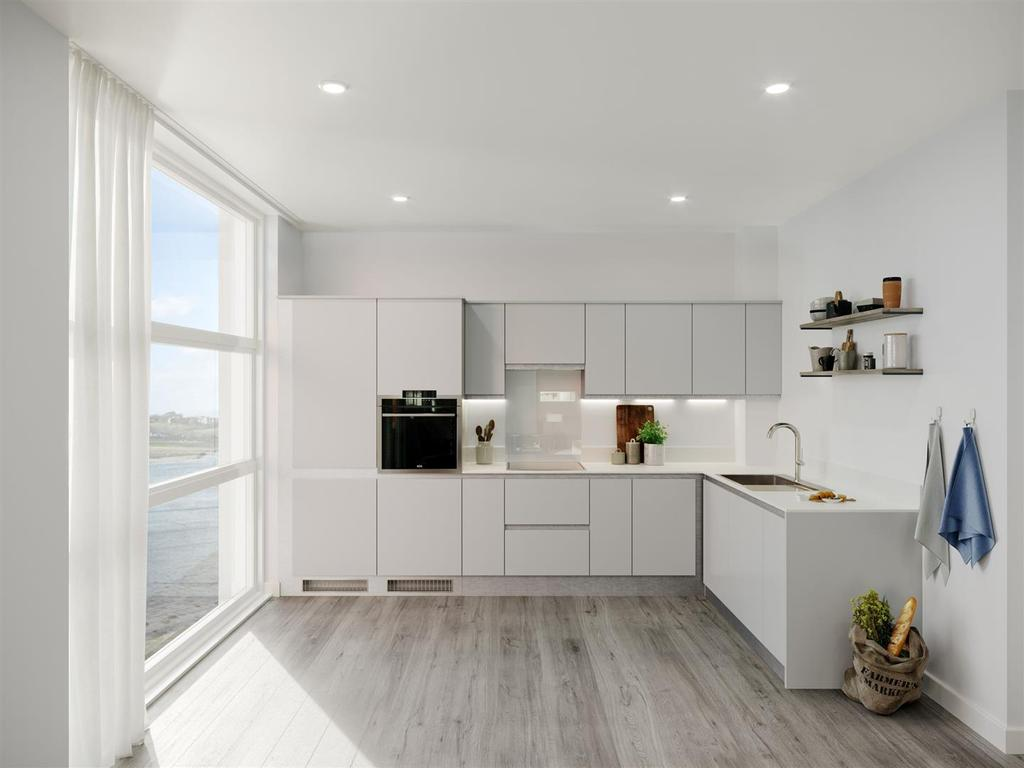 Kitchen CGI Example