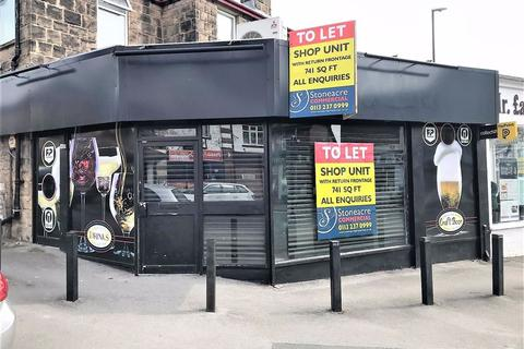 Retail property (high street) to rent - Sunnybank Avenue, Leeds