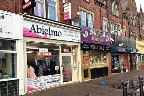 Retail property (high street) to rent - Roundhay Road, Leeds