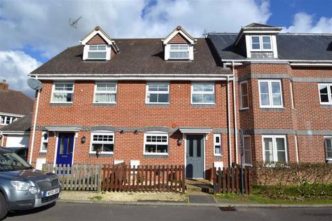 3 bedroom townhouse for sale - Sandstone Grove, Hermitage, Berkshire, RG18