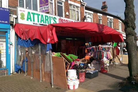 Retail property (high street) to rent - Washwood Heath Road, Ward End, Birmingham