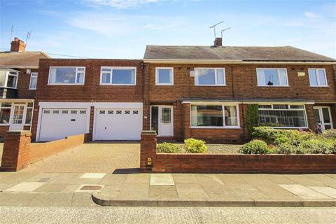3 bedroom semi-detached house for sale - West Dene Drive, North Shields, Tyne And Wear