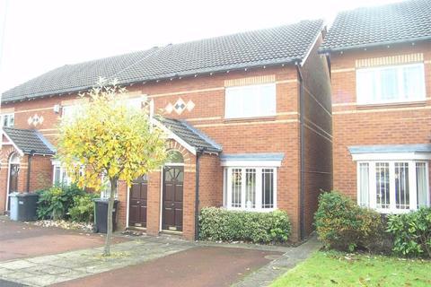 2 bedroom semi-detached house for sale - Eldon Road, Macclesfield, Macclesfield