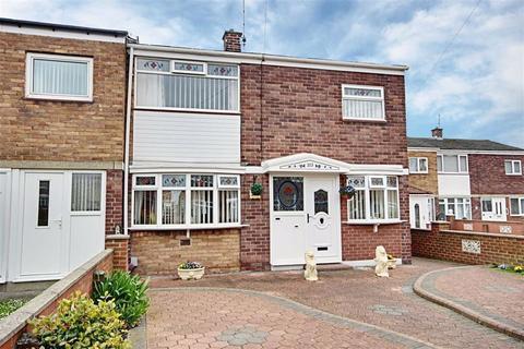 3 bedroom semi-detached house for sale - Steward Crescent, South Shields, Tyne & Wear