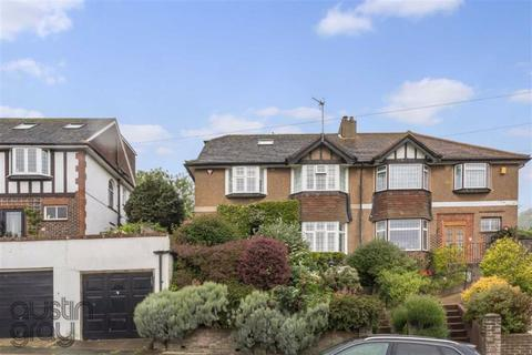 4 bedroom house for sale - Gableson Avenue, Brighton, East Sussex