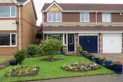 3 bedroom semi-detached house for sale - Grousemoor Drive, Ashington