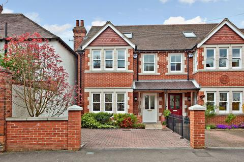 4 bedroom semi-detached house for sale - Bainton Road, Central North Oxford