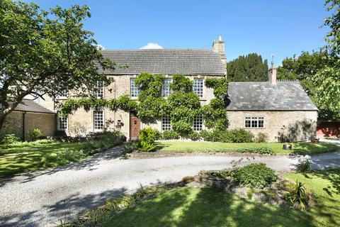 4 bedroom manor house for sale - A beautiful attached Grade 2* listed 17th Century Manor House with Land and stables