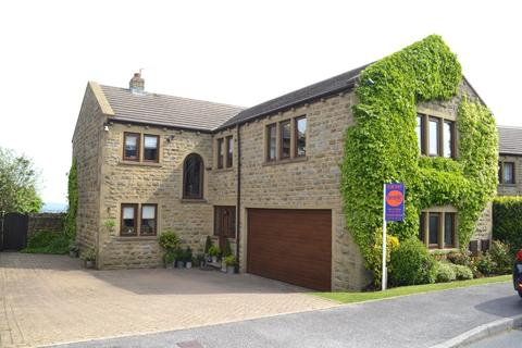 4 bedroom detached house for sale - Mossy Bank Close, Queensbury