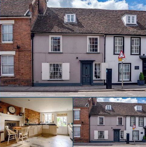 3 bedroom terraced house for sale - Bell Street, Henley-on-Thames, Oxfordshire, RG9