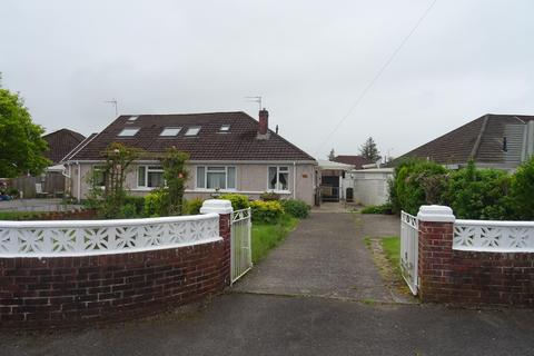 2 bedroom semi-detached bungalow for sale - Felindre Avenue, Pencoed, Bridgend, CF35 5PD