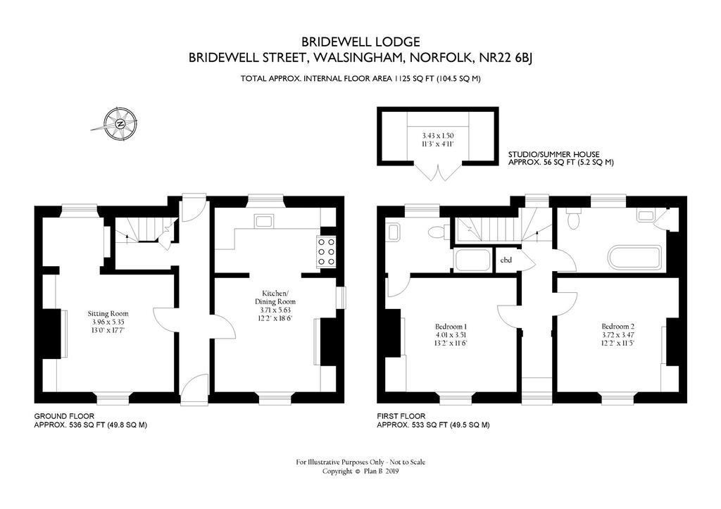 Floorplan: Picture No. 43
