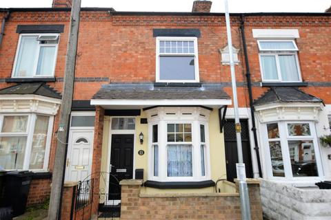 2 bedroom terraced house to rent - Healey Street, Wigston, LE18 4PY