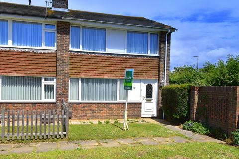 3 bedroom end of terrace house for sale - Daniel Close, Lancing, West Sussex, BN15