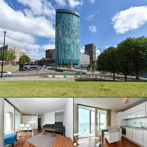 2 bedroom flat for sale - Holloway Circus Queensway, Birmingham, West Midlands, B1