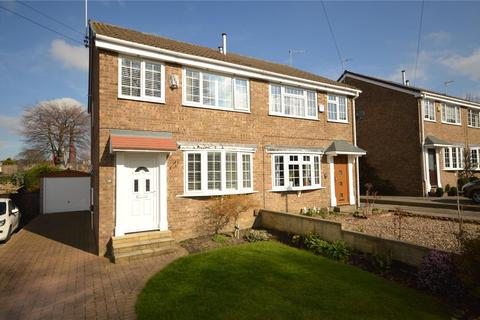 3 bedroom semi-detached house for sale - Mawcroft Close, Rawdon, Leeds, West Yorkshire