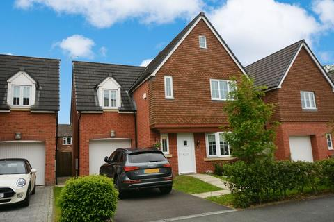 4 bedroom detached house for sale - Sheen Gardens, Heald Point, Manchester