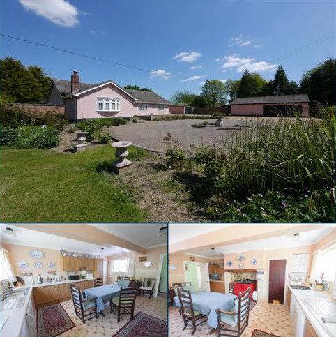 4 bedroom detached bungalow for sale - Hunters Lodge, Bedingfield, Suffolk