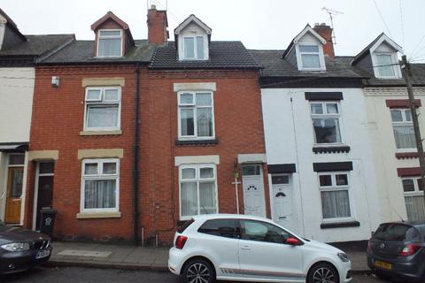 4 bedroom terraced house to rent - Hartington Road, Highfields, Leicester, LE2 0GP