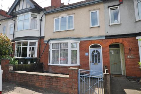 3 bedroom terraced house for sale - Spencer Avenue, Earlsdon, Coventry